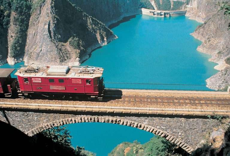 Petit train de La Mure