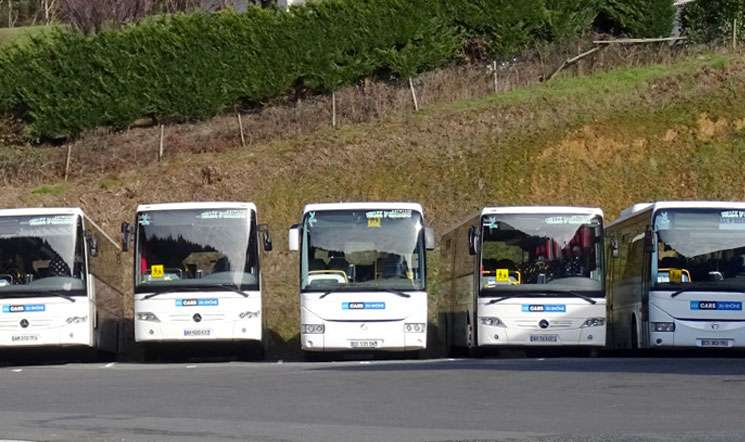 Autocars Vallée d'Azergues - Scolaire