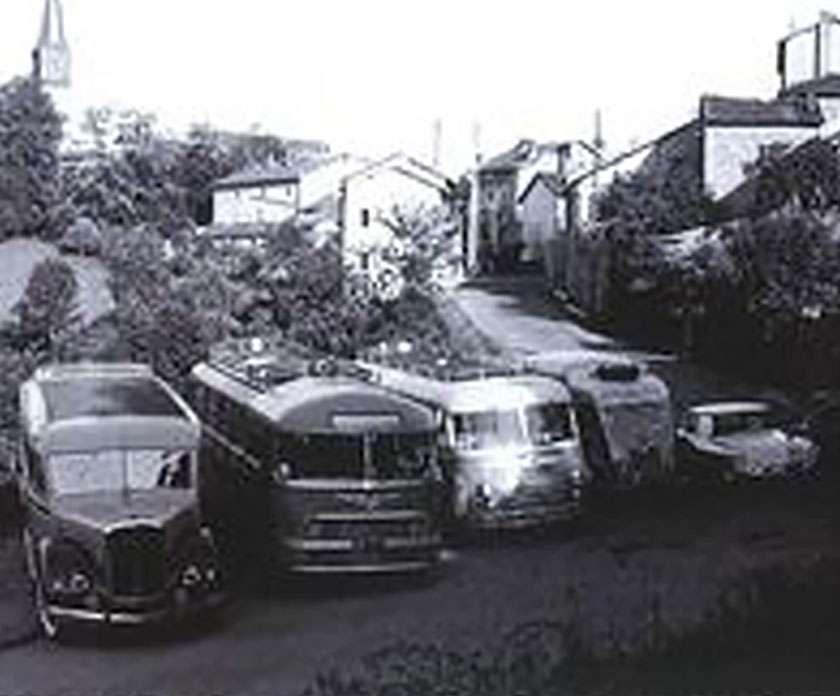 Autocars Vallée d'Azergues - Histoire