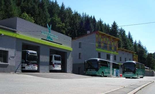 Autocars Vallée d'Azergues - Locaux