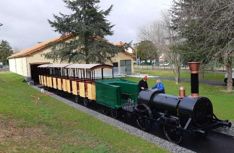 Train Andrézieux