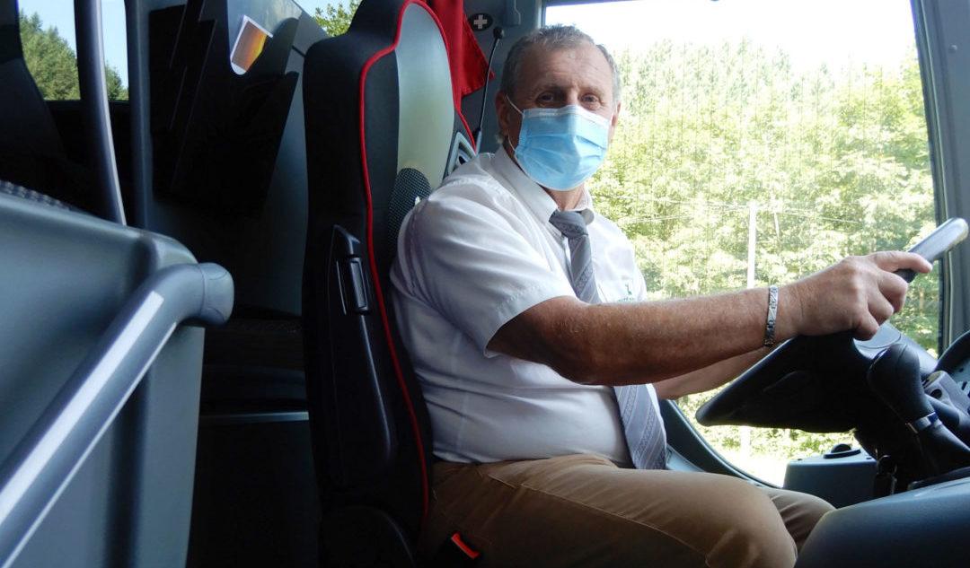Autocars Vallée d'Azergues - Protocole sanitaire