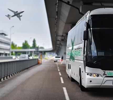 Autocars Vallée d'Azergues - Transport aéroport gare